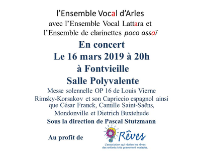 Ensemble Vocal d'Arles