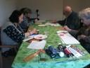 Arc-en-Ciel Atelier peinture aux Opalines
