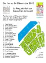 Calendrier de l'avent 2010 à la Roquette en Arles
