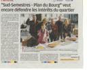 Article de La Provence du 18/02/2010
